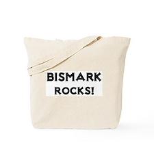Bismark Rocks! Tote Bag