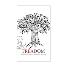 Freadom Decal