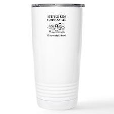 Helping Kids Communicate Travel Mug