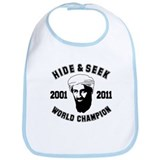 Hide & Seek World Champion Bib