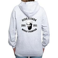 Hide & Seek World Champion Zip Hoodie