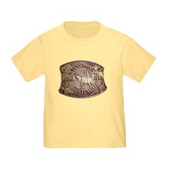 WY Centennial Toddler T-Shirt
