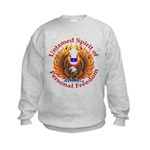 Untamed AZ Spirit Kids Sweatshirt