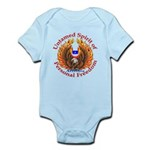 Untamed AZ Spirit Infant Bodysuit