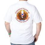 Untamed WY Spirit Golf Shirt