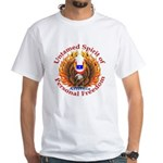 Untamed AZ Spirit White T-Shirt
