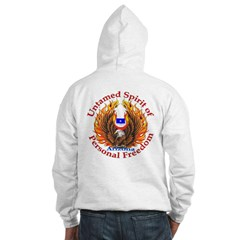 Untamed AZ Spirit Hooded Sweatshirt