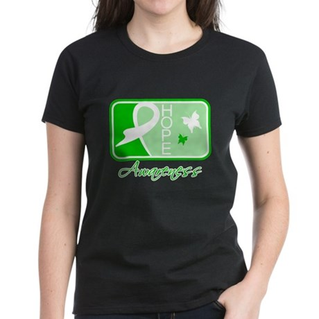 Kidney Disease Hope Women's Dark T-Shirt
