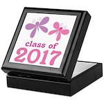 2017 Girls Graduation Keepsake Box