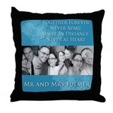 For Rachael Throw Pillow