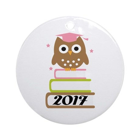 2017 Top Graduation Gifts Ornament (Round)