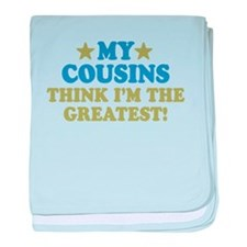 My Cousins baby blanket