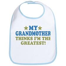 My Grandmother Bib