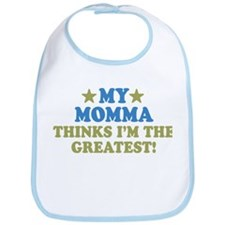 My Momma Bib