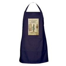 Vintage Boston Tea Independen Apron (dark)
