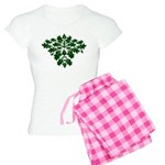 Green Man Women's Light Pajamas