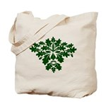 Green Man Tote Bag