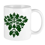 Green Man Mug