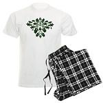 Green Man Men's Light Pajamas