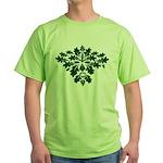Green Man Green T-Shirt