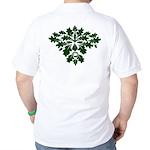 Green Man Golf Shirt