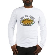 Pass The Gravy Long Sleeve T-Shirt