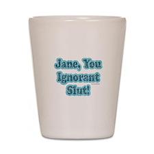 SNL: Jane Shot Glass
