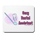 Sexy Dental Assistant Mousepad