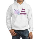 Sexy Dental Assistant Hooded Sweatshirt