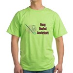 Sexy Dental Assistant Green T-Shirt