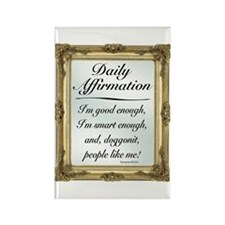 SNL: Affirmation Rectangle Magnet (100 pack)