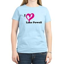 Women's I Love Lake Powell T-shirt