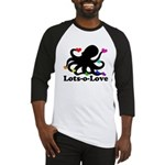Octopus Love Baseball Jersey