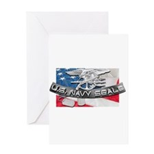 Navy Seals Greeting Cards