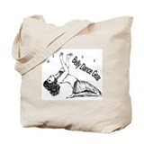 Cute Belly dancing Tote Bag