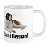 Saint Bernard Small Mugs