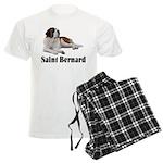 Saint Bernard Men's Light Pajamas