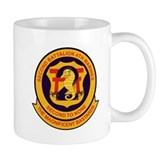 2nd Battalion 4th Marines Coffee Mug