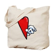 Maltese Lover Tote Bag