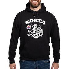 Korea Dragon Hoodie