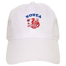 Korea Dragon Baseball Cap