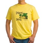 Hollywood Hillbilly Yellow T-Shirt