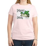Hollywood Hillbilly Women's Pink T-Shirt