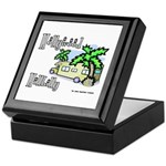 Hollywood Hillbilly Keepsake Box