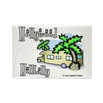 Hollywood Hillbilly Rectangle Magnet (100 pack)