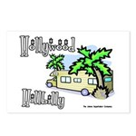 Hollywood Hillbilly Postcards (Package of 8)