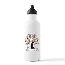 INFERTILITY Family Tree Water Bottle