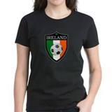 Ireland Soccer Patch Tee