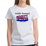 Mobile Home Girl Women's T-Shirt