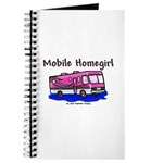 Mobile Home Girl Journal